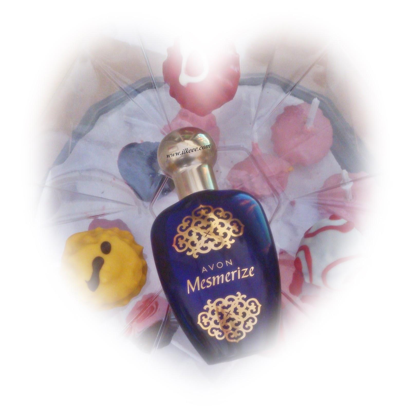 Avon Mesmerize Edt - Avon Mesmerise EDT parfüm incelemesi - Avon Bayan Parfümleri