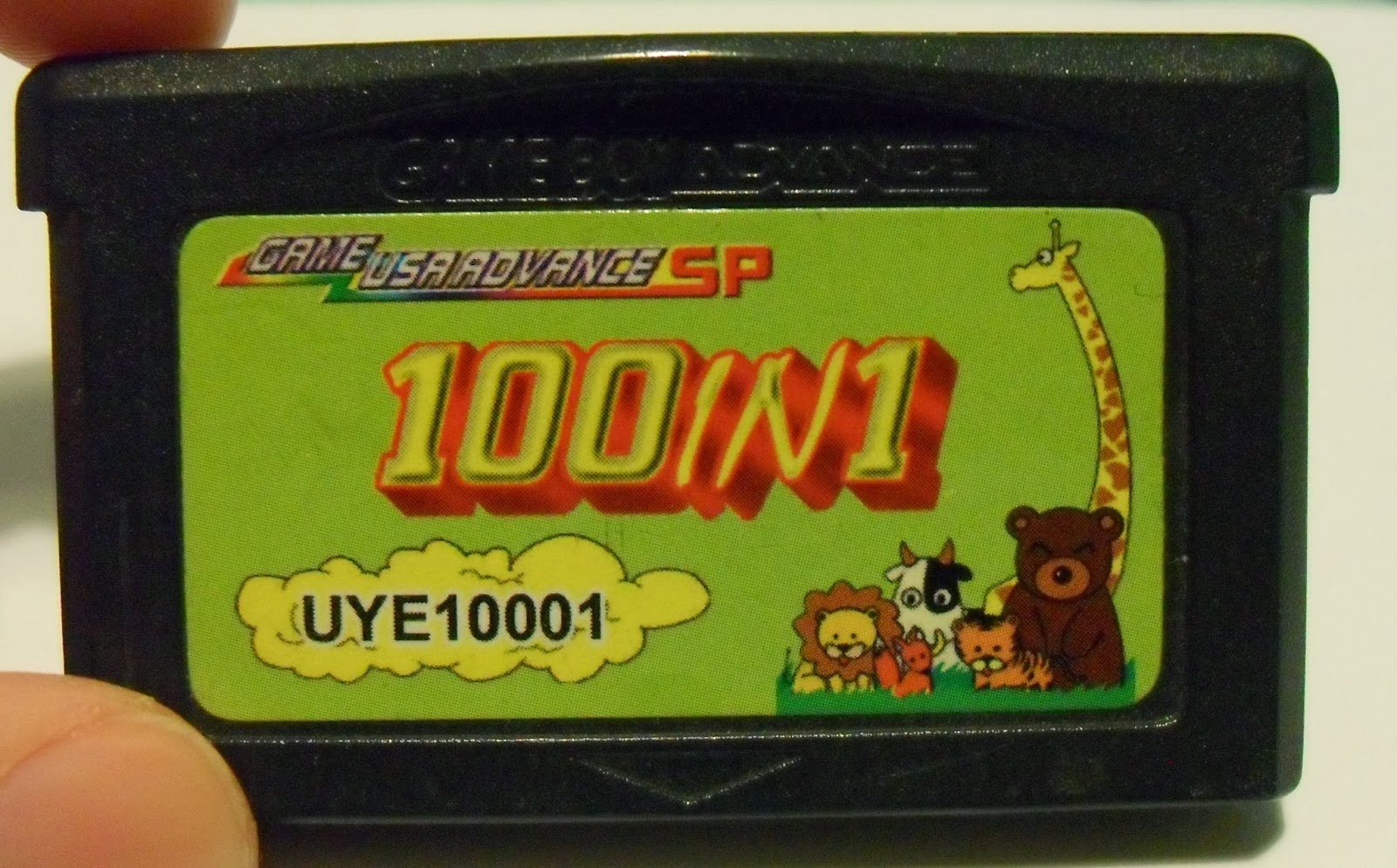 10001 Games