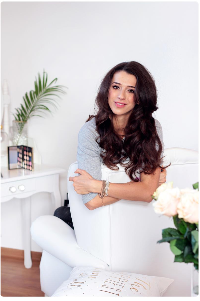 Alina Rose Blog Kosmetyczny Jak Układam Włosy Na Szczotkę I