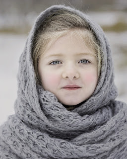 beautiful baby girl hijab