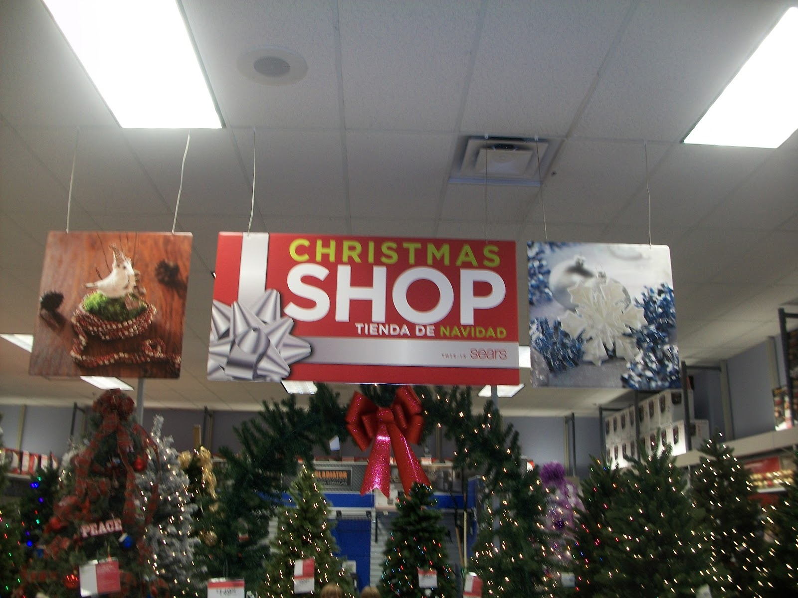 Mom Knows Best Sears Holiday Cheer and A Giveaway
