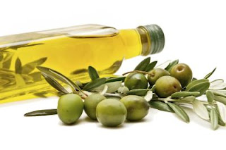 Olive Oil for Breast Massaging