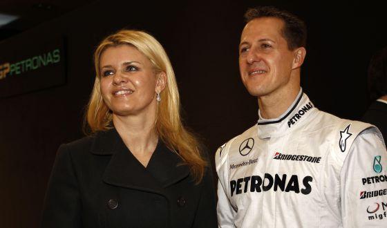 Corina Schumacher Esposa de Michael Schumacher