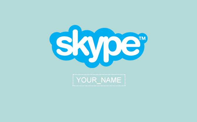 Cara Mengganti Nama User Pada Aplikasi Skype