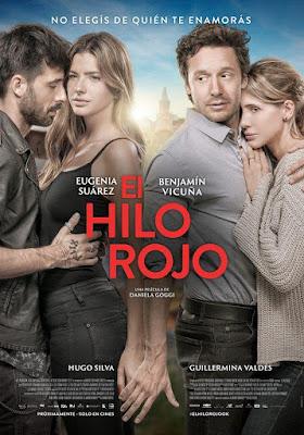 El Hilo Rojo 2016 DVDR R4 NTSC Latino
