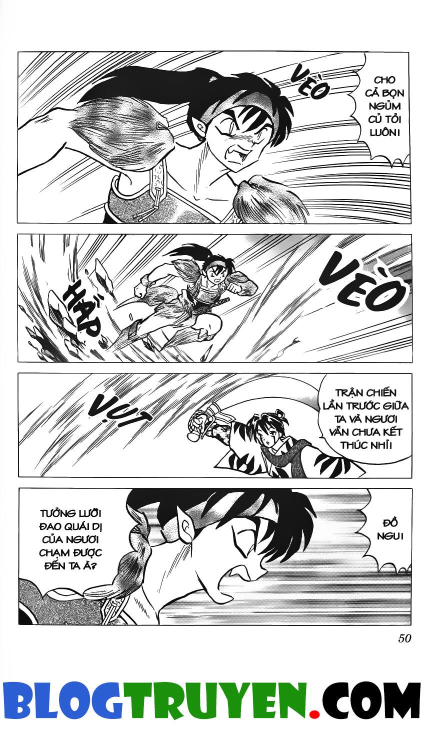 Inuyasha vol 26.3 trang 10