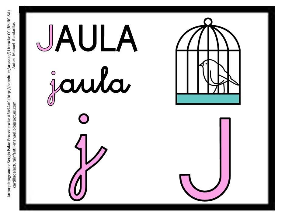 Cartilla De Lectura Infantil: CARTILLA DE LECTURA INFANTIL : ABECEDARIO COLOR