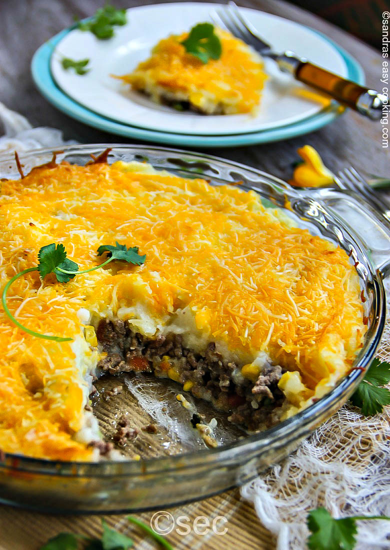 Shepherd's Pie (Cottage Pie)