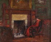 T. C. Steele Painting $22,500