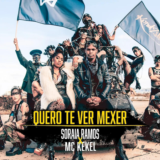 Download Soraia Ramos ft. MC Kekel - Quero-Te Ver Mexer