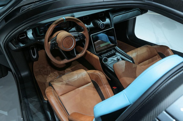 Interior Rimac C_Two