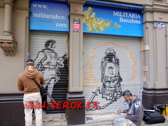 Marcaje del graffiti