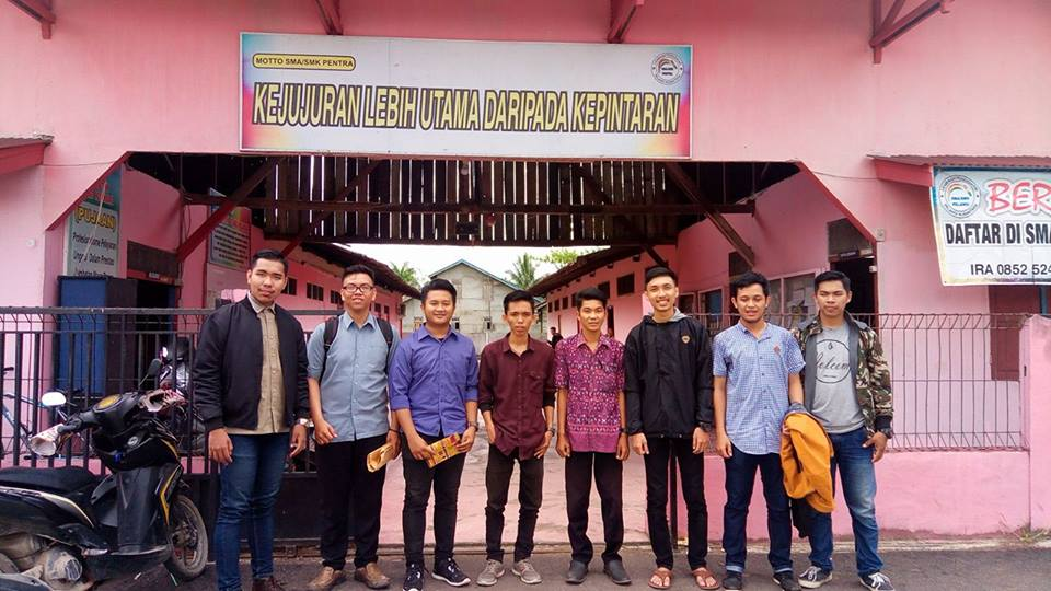 Promosi Kampus Iain Pontianak Di Sma Smk Pelangi Nusantara 01 April 2017