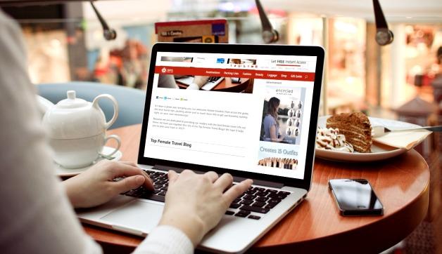 Sebar iklan ke banyak web blog