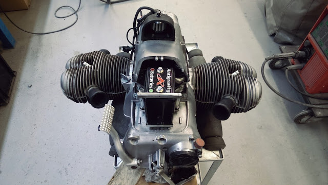 BMW R90-6 độ Scrambler