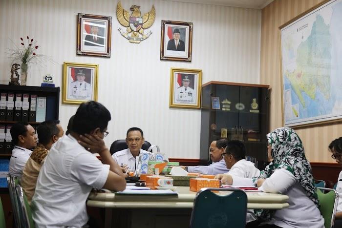 Pemprov Lampung Tunjuk BUMD PT. Wahana Raharja Kelola Participating Interest 10% dari Minyak dan Gas Bumi