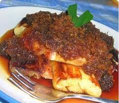 Colenak salah satu makanan khas Bandung