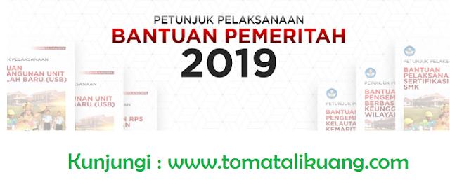 Juklak Juknis Petunjuk Pelaksanaan Bantuan Pemerintah untuk Jenjang SMK Tahun 2019, tomatalikuang.com