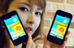 LG E730 Optimus Sol Android smartphone announced a