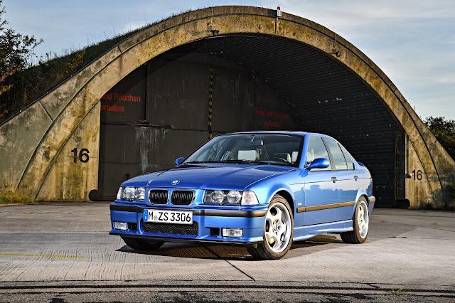 P90236533 highRes 30 χρόνια με BMW M3 – η ιστορία ενός εμβληματικού μοντέλου (Photos)