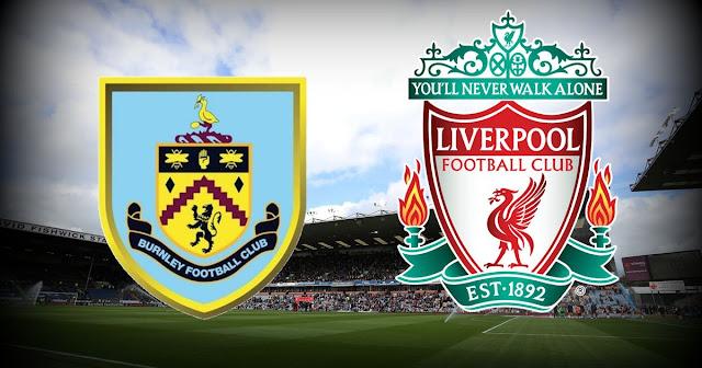 Burnley vs Liverpool