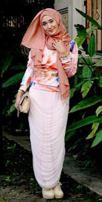 Inilah Model Hijab Kekinian Yang Style Dan Enak Dipandang Mata
