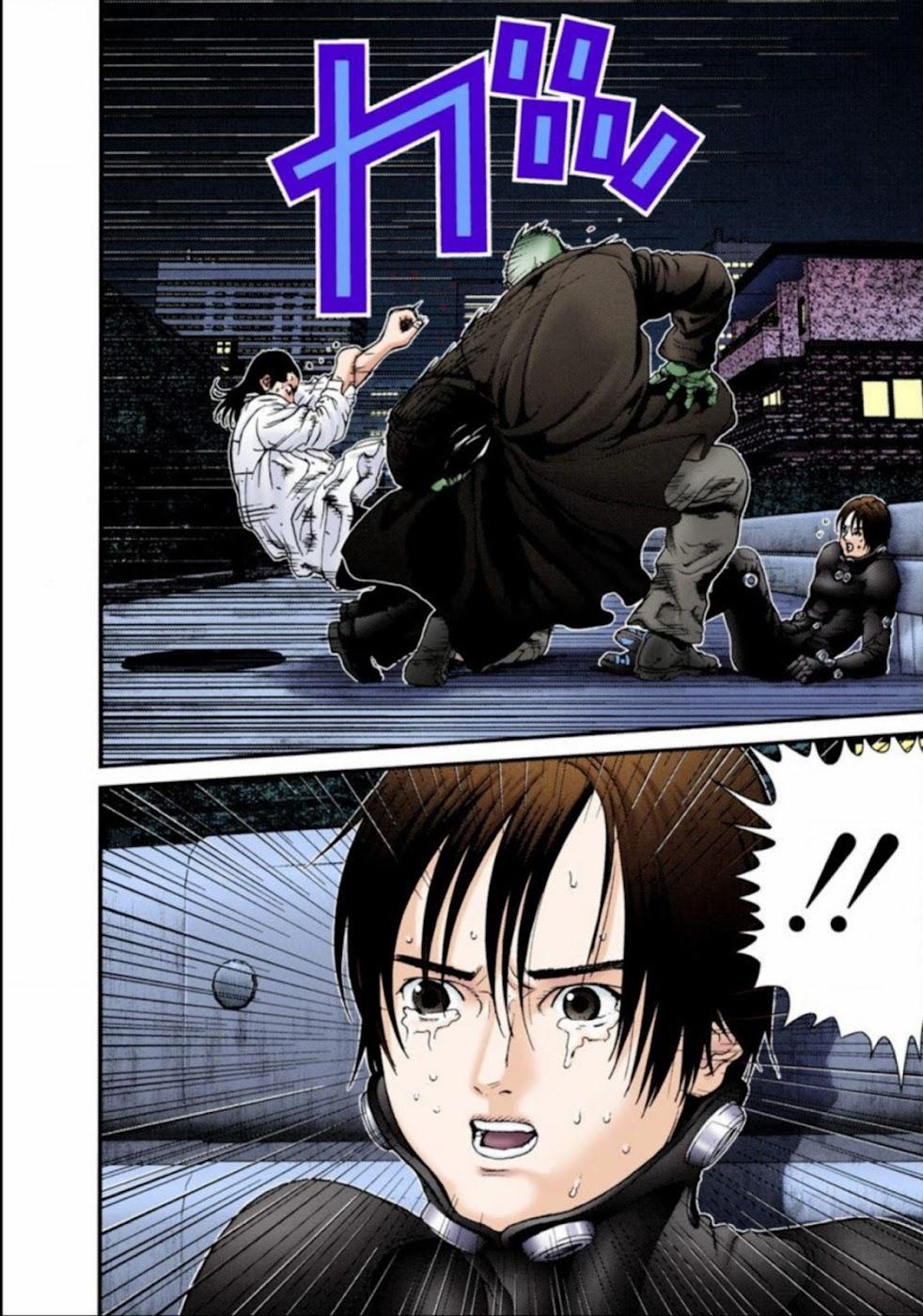 Gantz Chap 15: Nhảy hoặc chết trang 18