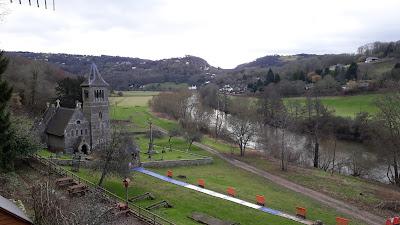 River Wye, Welsh Bicknor