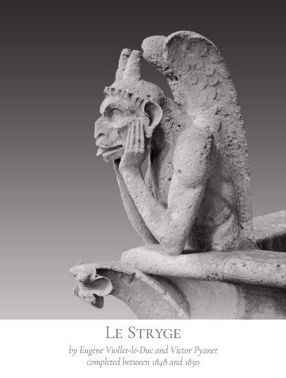Le Stryge Notre Dame de Paris Sculpture CC1178 Postcard