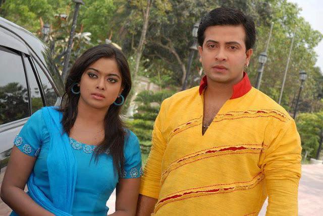 sahara and shakib khan