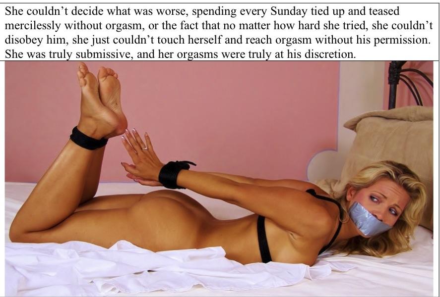 Orgasm denial and web teasing sex photo