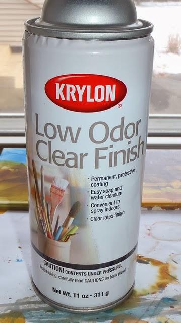 Krylon Triple Thick Clear Glaze Home Depot