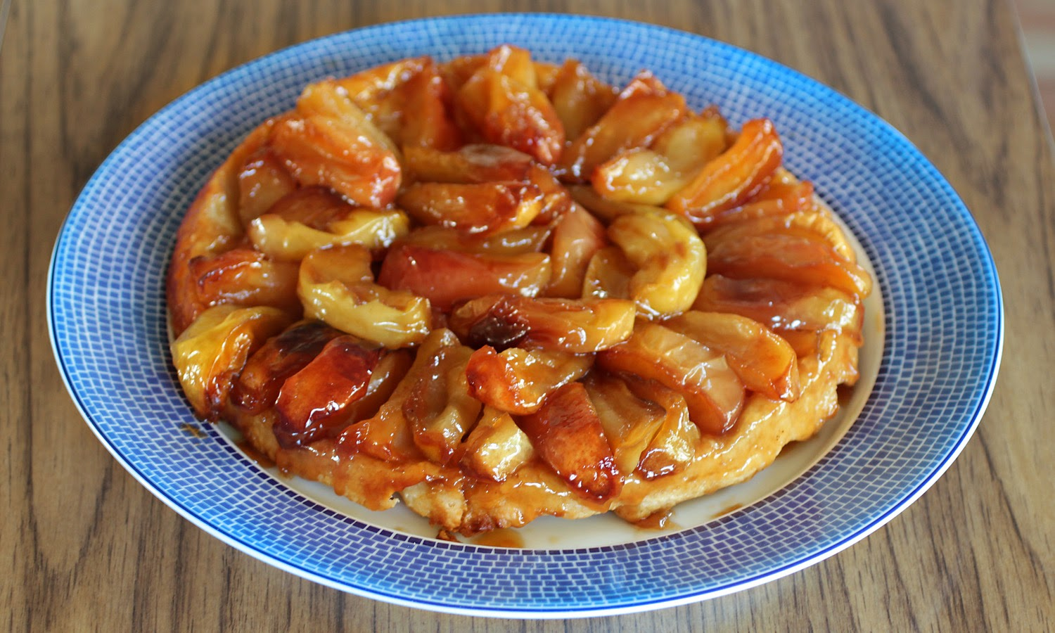cast iron apple tarte tatin