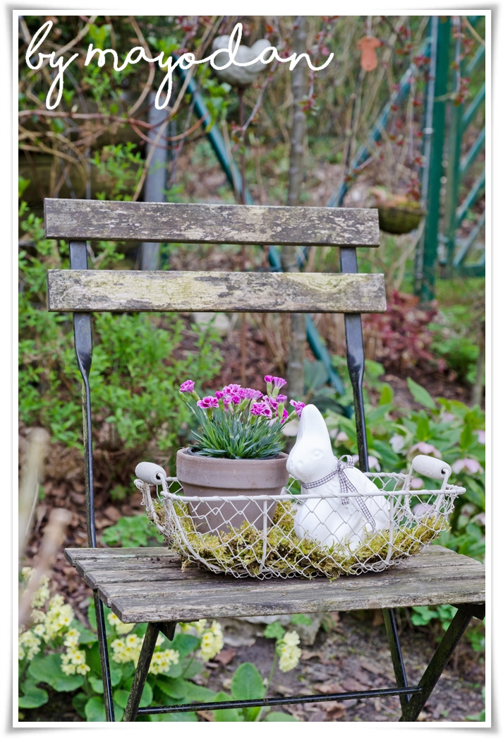 Upcycling im garten mayodans garden crafts - Upcycling garten ...