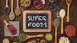 The Benefits from Superfoods for Better Health