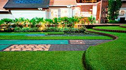 Sân vườn Thái Lan