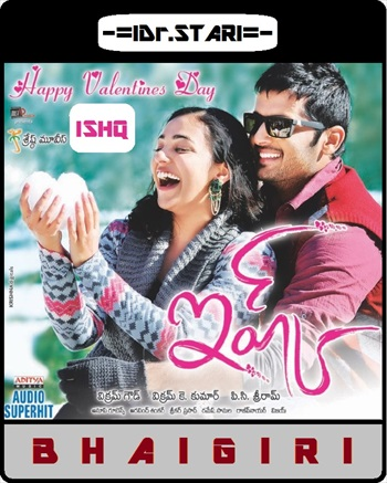 Ishq 2012 UNCUT Dual Audio Hindi Bluray Download