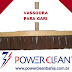 Mega Vassouras na Power Clean Bahia