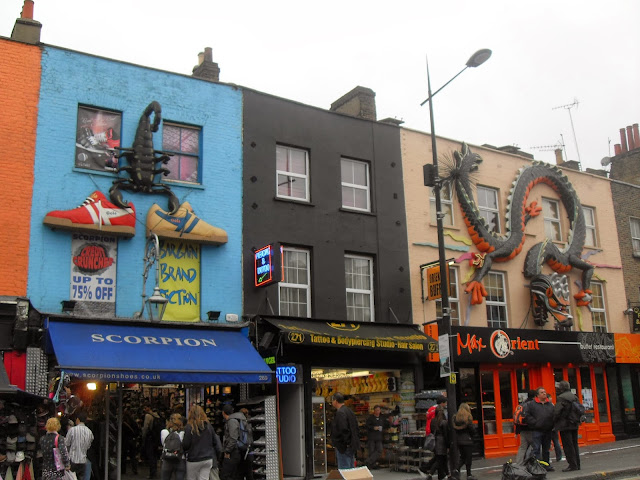 fachadas de candem market