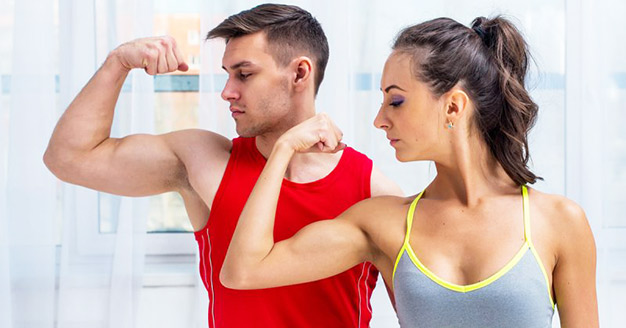 Maximize Your Muscles to Make Someone Fall in Love