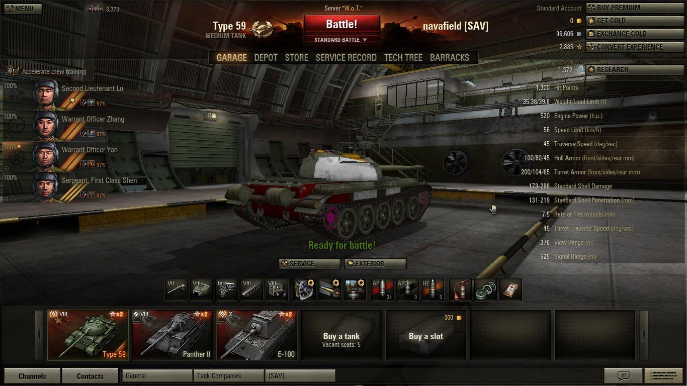 world of tanks mod to show weak spots
