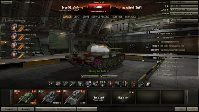 wot updating mod to new version