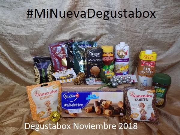 #MiNuevaDegustabox