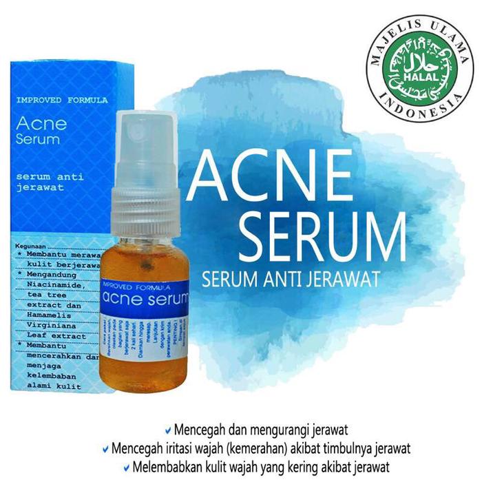 Humprey Acne Serum BPOM Supplier Kosmetik Agen Kosmetik