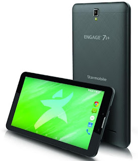 Starmobile Engage 7i+ Announced; 3G Call and Text Intel Atom Tablet for Php3,990
