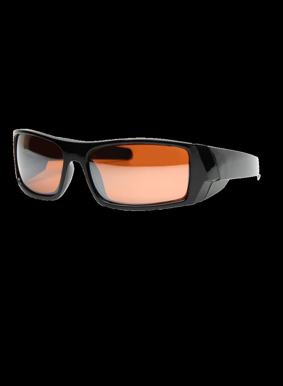 Óculos escuridão virtual preto