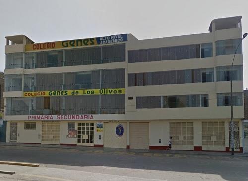 Colegio GENES de Los Olivos