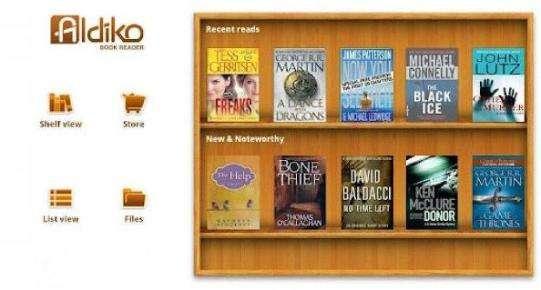 migliore app di lettura per Android per avere tutti gli eBook preferiti su dispositivi.