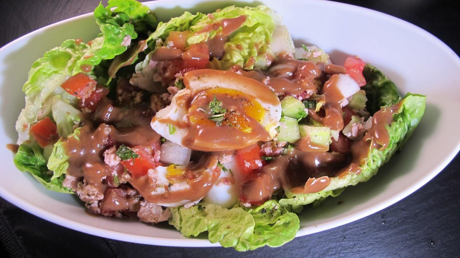 Salade improvis e le blog de cuisine en bouche for Allez cuisine translation