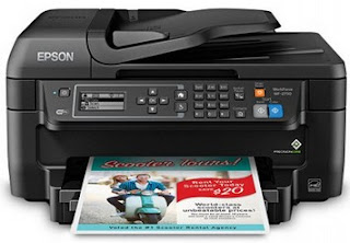 Epson WF-2750 Driver Download